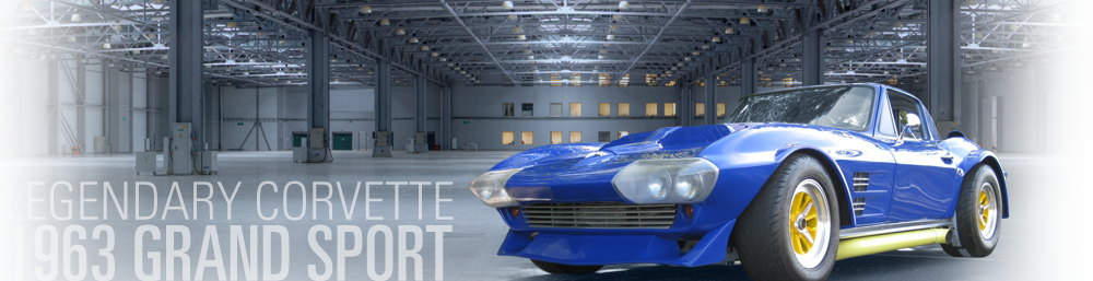 1963 Corvette Grand Sport - Mongoose Motorsports