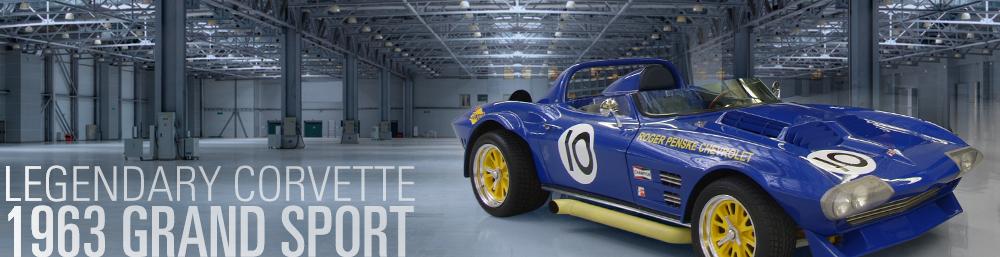 1963 Grand Sport Corvette - Mongoose Motorsports