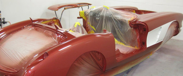 Mongoose Motorsports Services - Paint and Upholstery