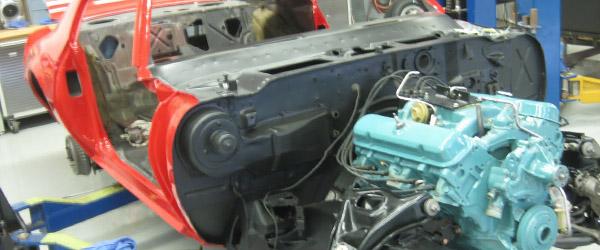Mongoose Services - Automotive Restorations