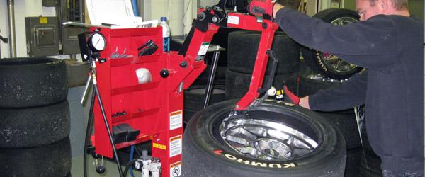 Mongoose Motorsports - Tire Repair, Mounting and Balancing