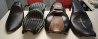 Portage Trim Motorcycle Seats